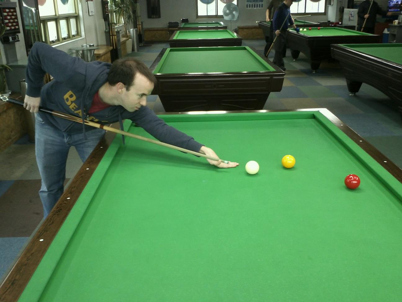 Waygookins Diary Teaching English In South Korea Page - Pool table with no holes